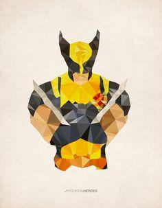 Polygon Heros, James Reid