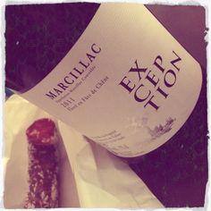 Marcillac Exception 2011 - AOC Marcillac - Les Vignerons du Vallon - Aveyron  Fantástico con las carnes #marcillac #vigneronsduvallon #Laguiole #Laguiole_es #Laguioleespana