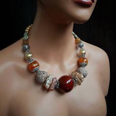 Bead Jewellery, Jewelry Art, Beaded Jewelry, Jewelery, Jewelry Accessories, Jewelry Necklaces, Jewelry Design, Women Jewelry, Bracelets