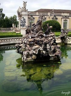 Fountain - Queluz
