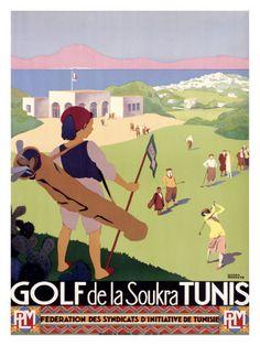 #Golf de la Soukra. Tunis