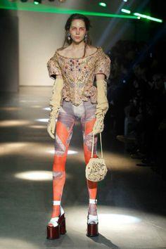 Paris Fashion Week A/W 2012: Vivienne Westwood