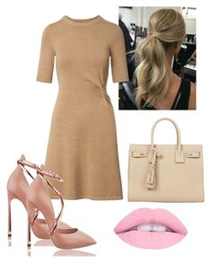 """""""Random"""" by kyanastyle ❤ liked on Polyvore featuring Yves Saint Laurent"""