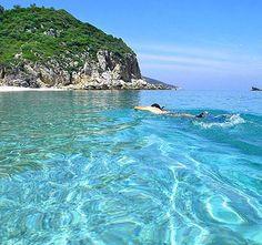 Scuba diving in Pelion - Greece. pelion-travel.gr