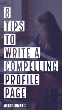 Profile writing involves disparate parts of the brain in order to produce an emotionally involving piece. An effective profile comes from thorough research, thoughtful interview questions and an ability to organize large amounts of information into a concise story. Learn how to earn more money as a freelance writer at thewritelife.com/earn-money-freelance-writer/ Writing Topics, Article Writing, Writing A Book, Writing Prompts, Book Outline, Grammar Tips, Writing Portfolio, Write Online, Descriptive Words