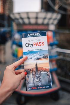 NYC on a Budget | How to Save Money When Traveling to New York City: City Pass
