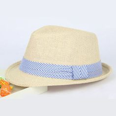 Item Type: Fedoras Pattern Type: Striped Department Name: Children Brand Name: QIARAN Style: Casual Gender: Unisex Material: Paper Material: Straw Model Number: FH009 season: summer, spring,autumn col
