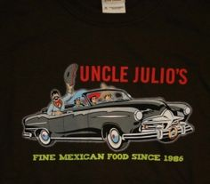 Uncle Julio's Swag- T-shirts