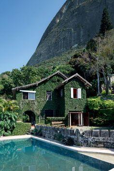 Casa ostenta 'a melhor vista do Rio' - CASA VOGUE | Interiores