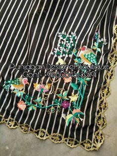 Salwar Suit And Kurti Punjabi Suits Designer Boutique, Boutique Suits, Designer Salwar Suits, Punjabi Boutique, Embroidery Suits Punjabi, Embroidery Suits Design, Hand Embroidery Designs, Sewing Machine Embroidery, Cutwork Embroidery