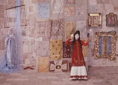 sayat nova (the color of pomegranates) -- sergei parajanov - I am the man whose life and soul are torture