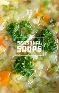 Recipes of seasonal soups | Soviet Cooking | Almost forgotten recipes