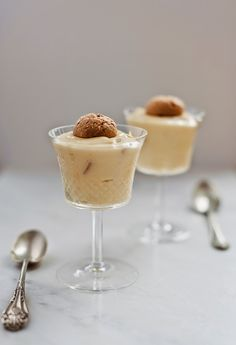 A Venetian Crema with Almonds to Celebrate Two Years of Italian Table Talk