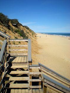 Nauset Beach, Orleans-- Photo: Shawnie Kelley -- www.wanderlust-tours.com