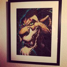 Scar by detblirdyrtjonas #Lion_King