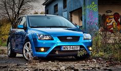 Ford Focus ST From Poland! Amazing color