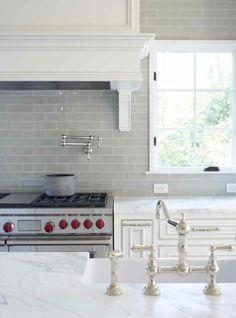 Gut Küchenrückwand Aus Glas   Der Moderne Fliesenspiegel Sieht So Aus