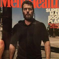 "NEW INTERVIEW Henry Cavill Is On the September Cover of Men's Health  Thanks to @30somethingLDN for sharing this via Twitter. ""Reading the brand-spanking new @MensHealthMag - that Henry Cavill is making even me blush. #fitness #fitfam""  #HenryCavill #Superman #ManofSteel #TheManFromUNCLE #NapoleonSolo #BatmanvSuperman #DawnofJustice #ClarkKent #CharlesBrandon #London #fun #cover #magazine #MensHealth"