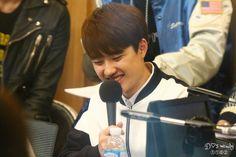D.O. - 150413 SBS-R Power FM Jeong Chan Woo and Kim Tae Gyun's CulTwo Show