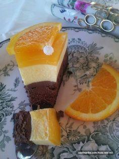 Fantazija Torta od narance i cokolade — Coolinarika