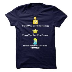 View images & photos of Money and Power t-shirts & hoodies