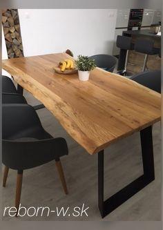 🤗💪🏽 fotka od spokojného zákazníka 🙏🏻 🍃💚 jedálenský stôl z dubového masívu ✔️ 👉🏻 www.reborn-w.sk  #happiness #loveit #ourwork #diningtable #home #photooftheday #wood #solidwood #woodworking #woodlovers #oakwood #photofromclient #like4like #followme #returntothenature #beoriginal #bedifferent #lovemyjob #passion #sundaymood #enjoyit #rebornwsk