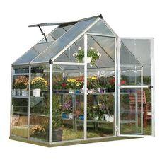 Palram - Hybrid Greenhouse Series