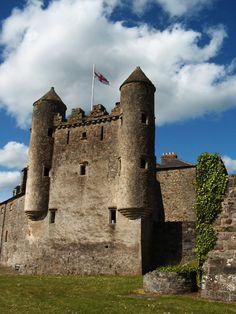 Enniskillen Castle-Northern Ireland.