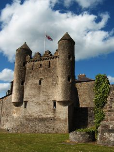 Enniskillen Castle-Northern Ireland, original home of the Maguire chieftans. This is my family, my history.