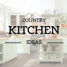 Country Kitchen Idea