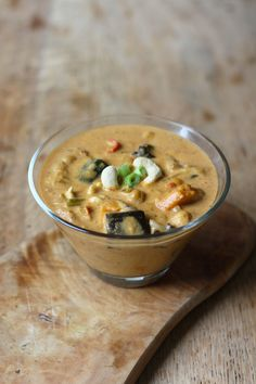 Rich and Spicy Vegetable & Chickpea Thai Red Curry! Vegan + Gluten Free