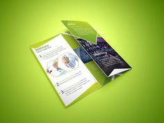 Free Tri-fold Corporate Brochure