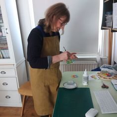 Quite regularly I make batches of game pieces/cards to replace lost ones from the Myatt Garden School Storysacks Library – missing pieces stop play! Paper Glue, Cardboard Paper, Primary School, Aprons, Storytelling, Lisa, Learning, Garden, Blog