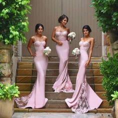 f98858aa57d Jolie Demoiselle D honneur Robe Longue Dos Nu Satin Formelle Robes Lilas  Robes de mariée