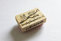 Logo stempel voor Stepbystephanie