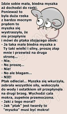 30 najlepszych kawałów na poprawę humoru – Demotywatory.pl Funny Mems, Smile Everyday, Wtf Funny, Best Memes, Haha, Comics, Minions, Dance, Crafts