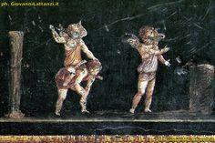Pompei, casa dei Vettii