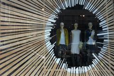 Wood Dipped Window | Topshop London