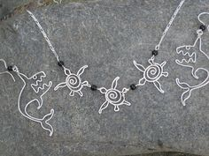 Animal necklaces - Liz Patton Design