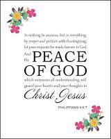 philippians 4 6-7 - Google Search Philippians 4 6 7, Peace Of God, Jesus Christ, Google Search