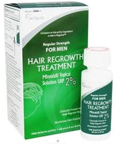 Rogaine for Men Extra Strength Hair Regrowth Treatment  1 month supply ** For more information, visit image link.