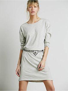 Free People Knit Midi Dress, $148.00