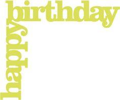 Silhouette Online Store - View Design #7451: corner phrase