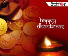 Action Shoes Wishes You All A Very Happy Dhanteras!
