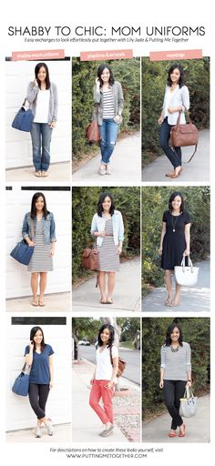From Frumpy to Chic: Update your outfit in no time - APARTMENT 149