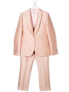 Stella McCartney Kids Shawl Lapel two-piece Suit - Farfetch