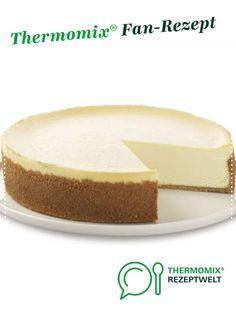 Amerikanischer Kaesekuchen (Cheese Cake Factory) von Snoggi. Ein Thermomix ® Rezept aus der Kategorie Backen süß auf www.rezeptwelt.de, der Thermomix ® Community.