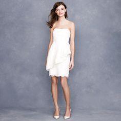 Wedding Dresses - Bridal Dresses & Gowns, Bridal & Wedding Shoes & Silk Wedding Dresses - For The Bride - J.Crew
