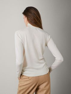 1bd3dfd135 Turtle Neck Sweaters - Jumpers   Cardigans - COLLECTION - WOMEN - Massimo  Dutti