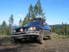 subaru outback off road - Google Search